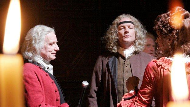 Ian McDiarmid and Iain Glen are Henry and John Fielding in the British crime drama
