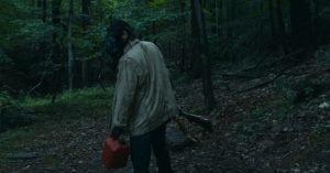 Joel Edgerton, Carmen Ejogo, and Riley Keough star in the horror thriller from Trey Edward Shults