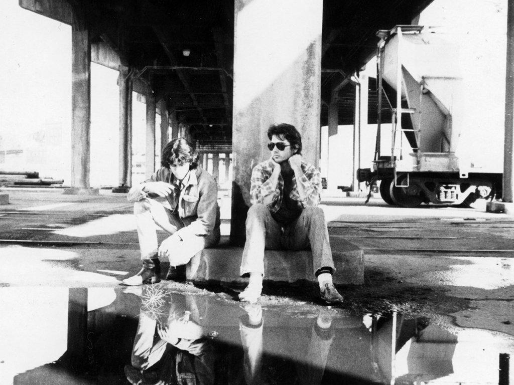 Tim Streeter and Doug Cooeyate star in the directorial debut of Gus Van Sant