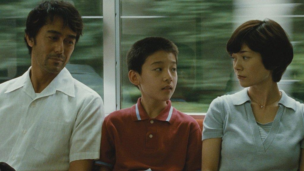 Hiroshi Abe and Yôko Maki star in the family drama by Japanese filmmaker Hirokazu Kore-Eda