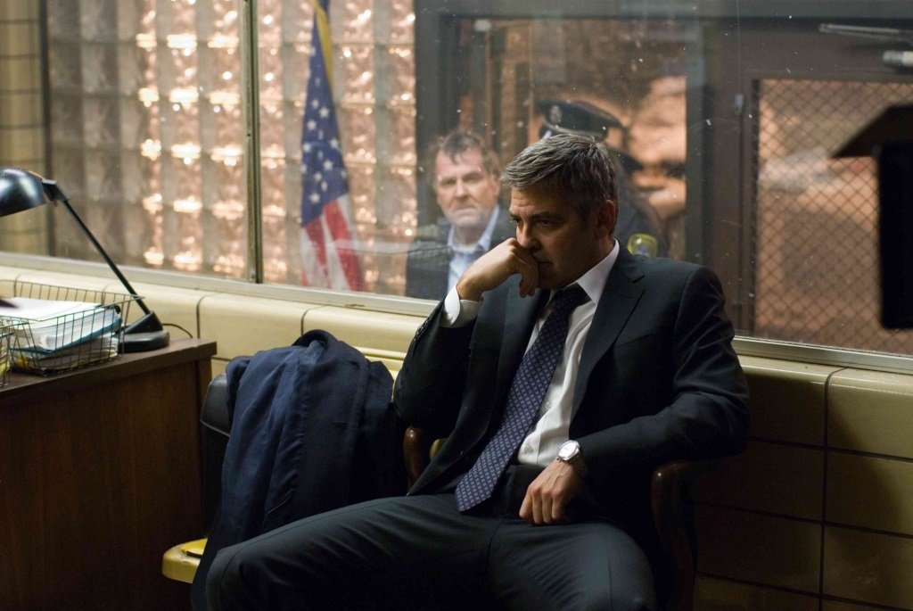 George Clooney stars in the political thriller by Tony Gilroy