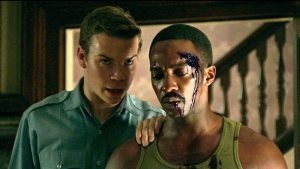 Will Poulter and Anthony Mackie in the film by Kathryn Bigelow