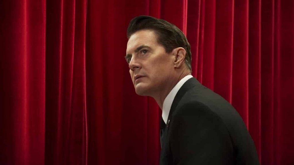 Kyle MacLachlan is Agent Dale Cooper in David Lynch's return to the world of 'Twin Peaks'