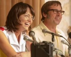 Emma Stone and Steve Carell are Billie Jean King and Bobby Riggs