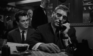 Tony Curtis and Burt Lancaster in Alexander Mackendrick's great Broadway noir