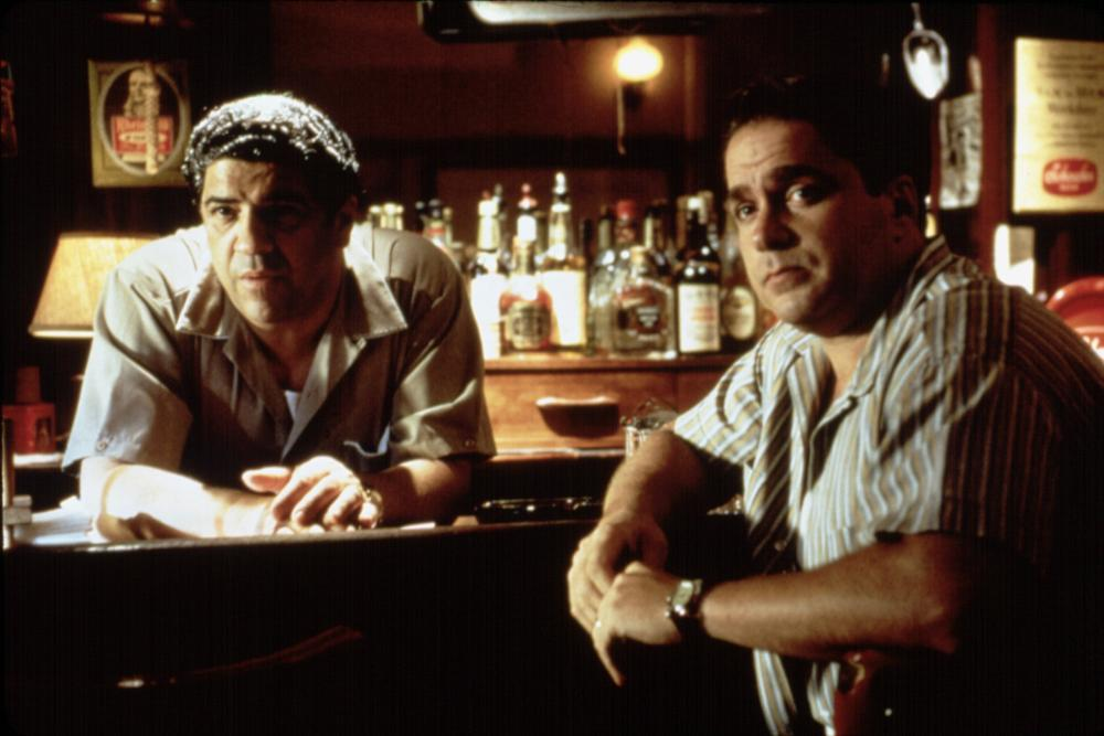 Vincent Pastore and Michael Rispoli star in the film by Raymond De Felitta