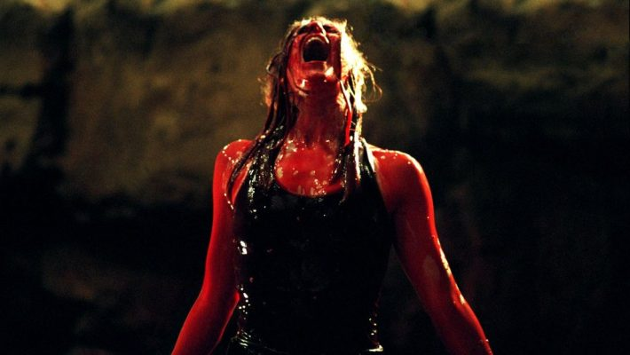 Shauna Macdonald stars in the subterranean horror from Neil Marshall