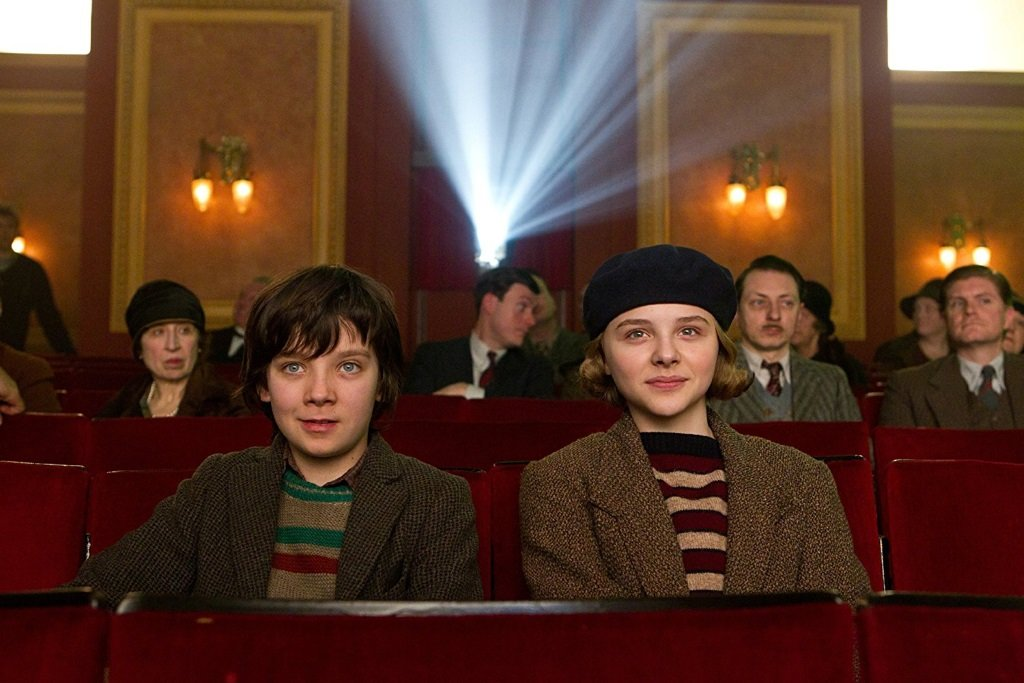 Asa Butterfield and Chloë Grace Moretz star in Martin Scorsese's love letter to the movies and his first PG movie