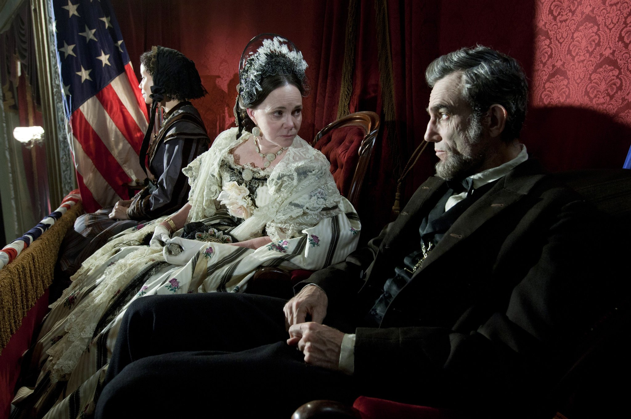 Steven Spielberg makes compelling drama from the statesmanship it took to pass the 13th Amendment to the American Constitution