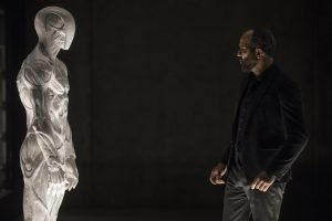 Jeffrey Wright in the HBO original series from Jonathan Nolan