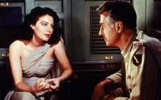 Ava Gardner and Stewart Granger star in George Cukor's drama of the end of colonial British rule in India