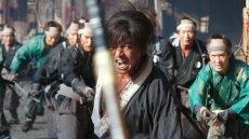 Takuya Kimura stars in Miike Takashi 's extreme samurai violence epic from Japan