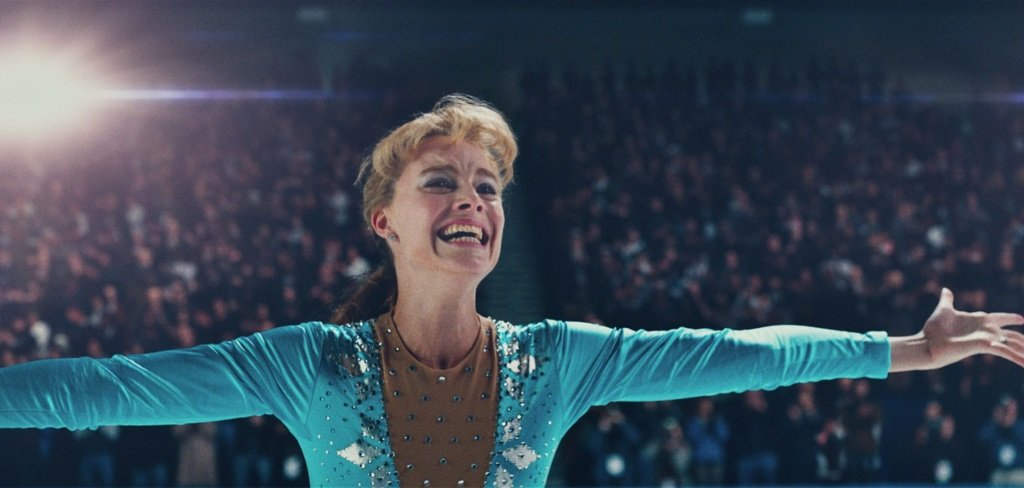 Margot Robbie is Tonya Harding in the Oscar nominated film