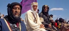 Anthony Quinn, Peter O'Toole, and Omar Sharif star in the Oscar-winning epic from director David Lean