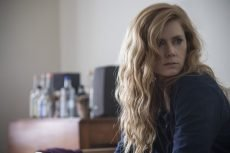 Amy Adams in the HBO Original series based on the Gillian Flynn novel
