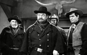 Burl Ives and Robert Ryan star in the western noir by Andre de Toth