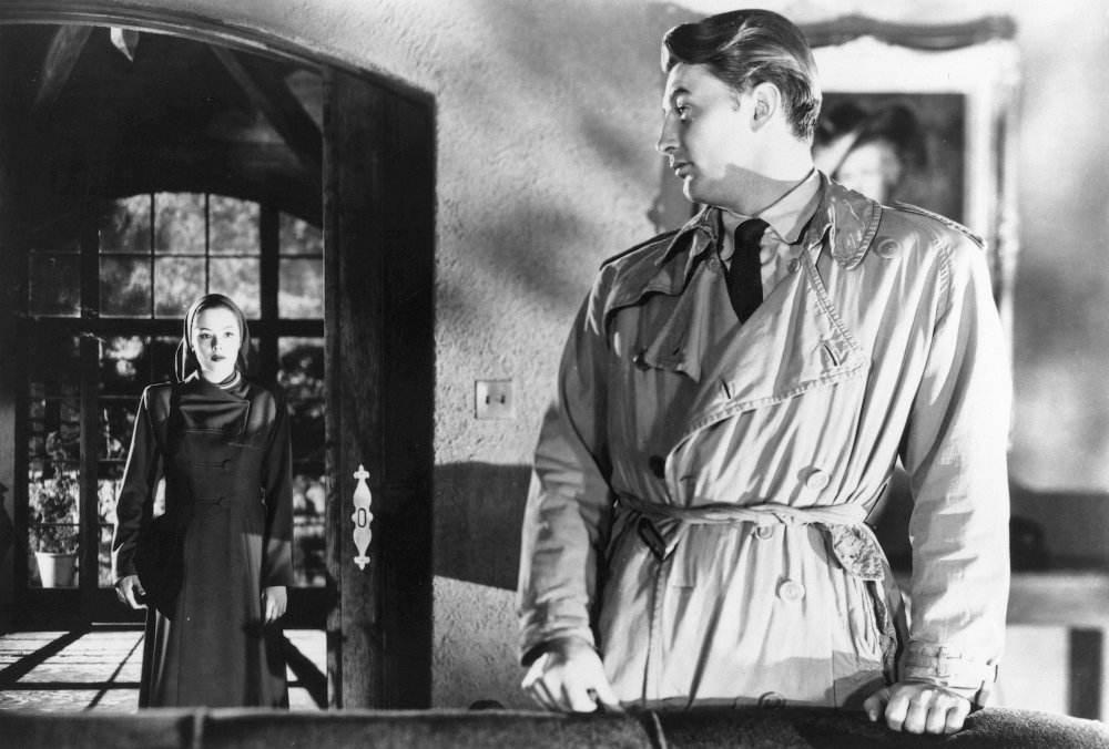 5ecd8c754cc Jane Greer and Robert Mitchum star in the film noir classic directed by  Jacques Tourneur