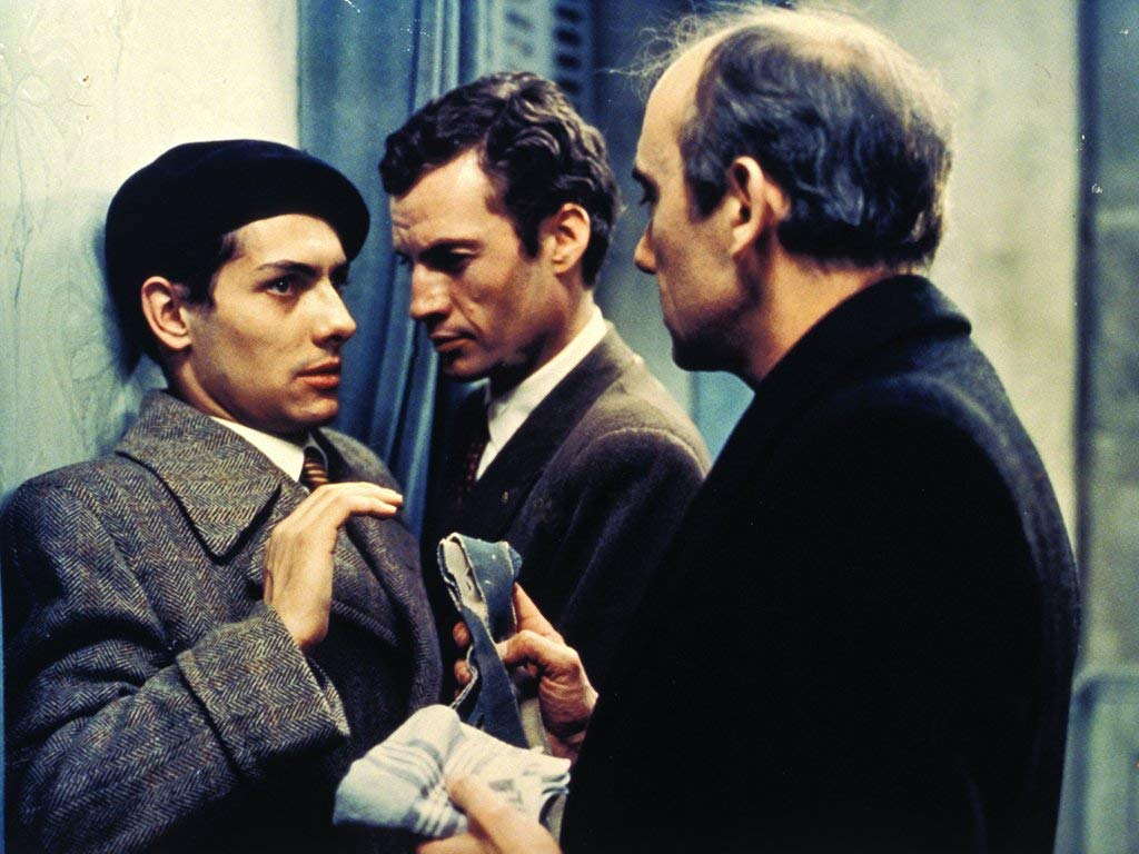 Jean-Pierre Melville directs the French Resistance classic starring Lino Ventura and Simone Signoret