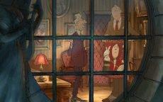 Sylvain Chomet's animated film of a Jacques Tati script