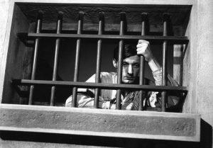 François Leterrier in the 1956 Robert Bresson film