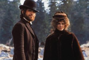 Warren Beatty and Julie Christie in the 1971 western by Robert Altman