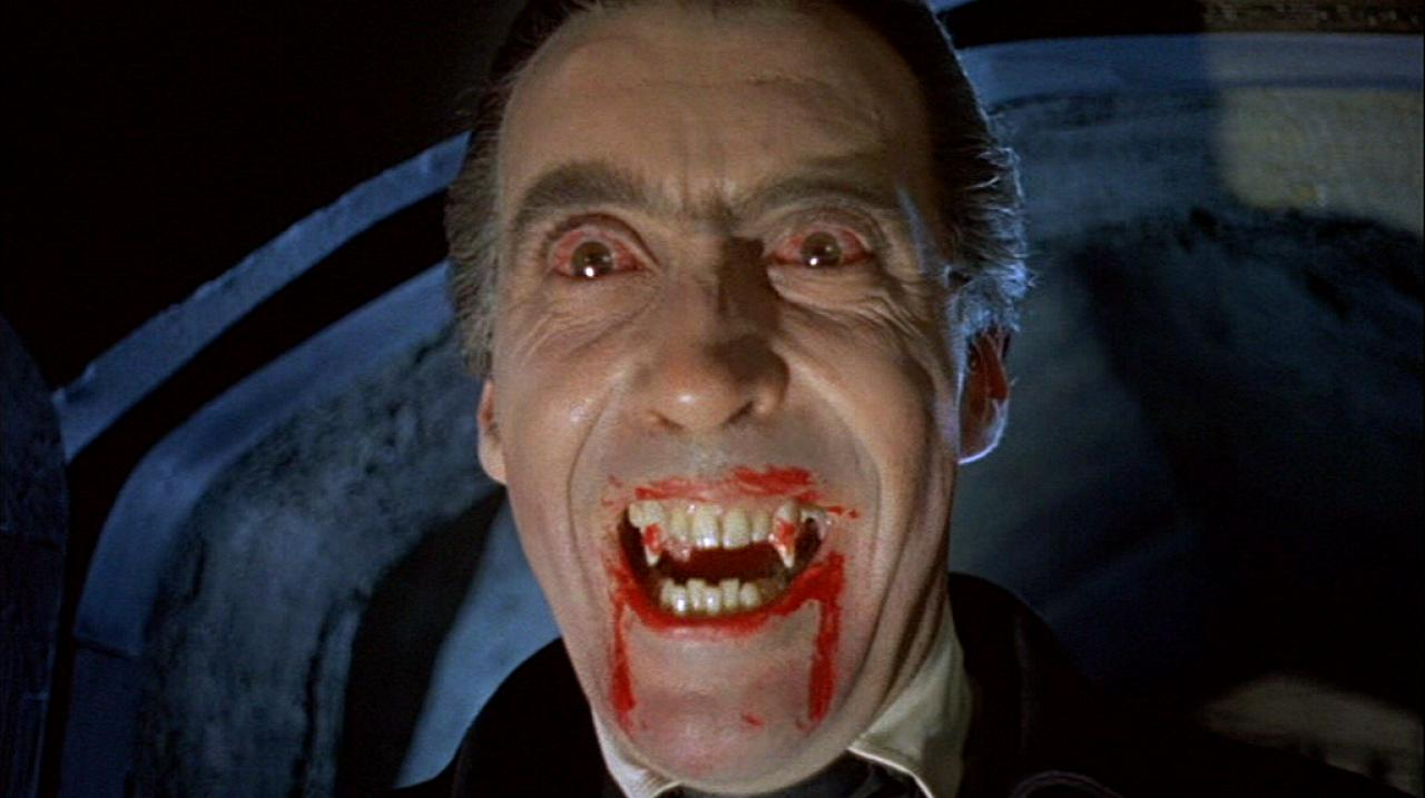hammer films the horror of dracula on filmstruck stream on demand