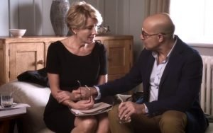 Emma Thompson and Stanley Tucci in the film from Ian McEwan and Richard Eyre