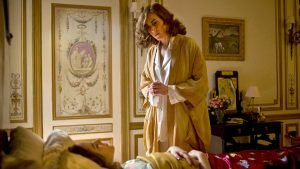 Evan Rachel Wood and Kate Winslet in the 2011 miniseries adaptation of the James M. Cain novel by Todd Haynes