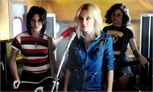 The Runaways The Story Of The Original Grrrl Rockers On Netflix Stream On Demand
