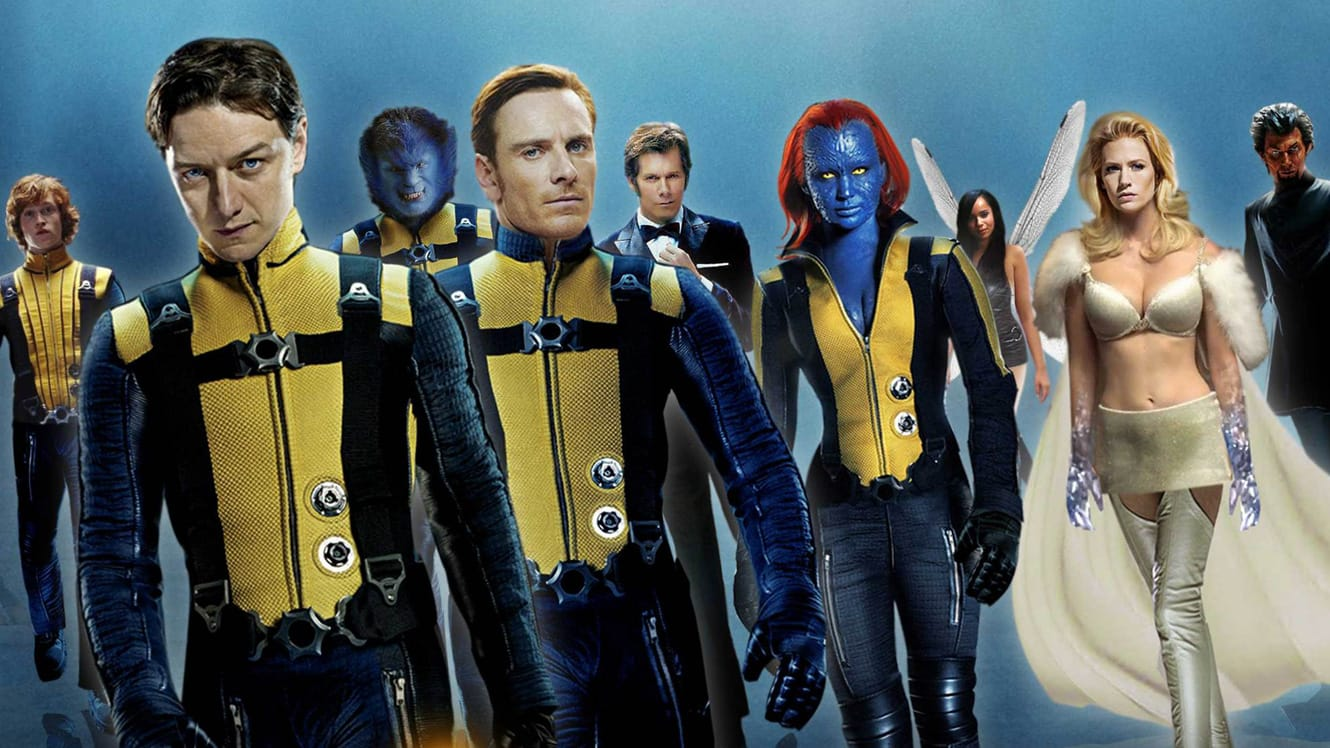 X Men First Class On Hbo Max And Hbo Now Stream On Demand