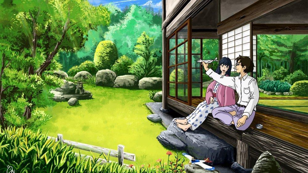 Hayao Miyazaki S The Wind Rises On Hbo Max Stream On Demand